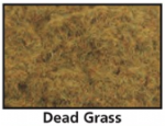 PSG-406 Peco Scene Static Grass 4mm Dead Grass (20gm)